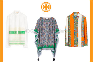 Tory Burch Collection: Spring/Summer 2019