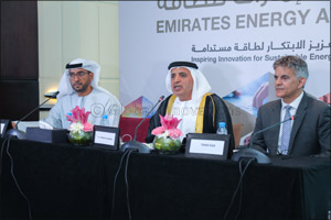 The Dubai Supreme Council of Energy (DSCE) launches the fourth edition of Emirates Energy Award (EEA ...