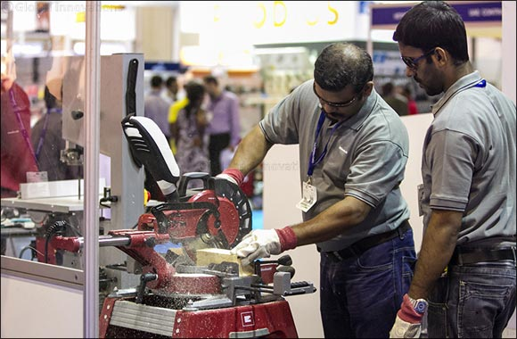 Welding competition and additive manufacturing conference among new features lined up for Hardware + Tools Middle East 2019