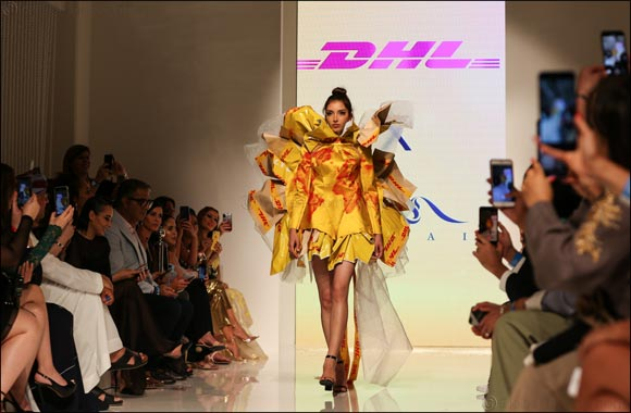 DHL Express collaborates with Arab Fashion Week as official logistics partner