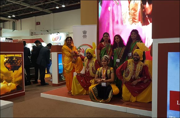 India Tourism, Dubai