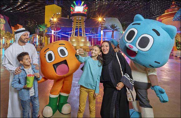 Enjoy Iftar with Your Favourite Cartoon Characters and Super Heroes at IMG this Ramadan with special offers