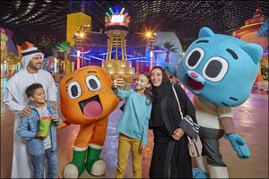 Enjoy Iftar with Your Favourite Cartoon Characters and Super Heroes at IMG this Ramadan with special ...