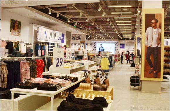 Max Fashion Celebrates the Opening of City Centre Masdar Store