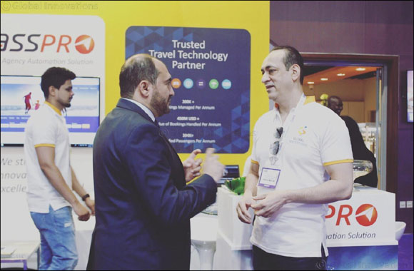 Second Day of Global Innovations Attracts Innumerable Travel Enthusiasts from Different Regions at ATM 2019