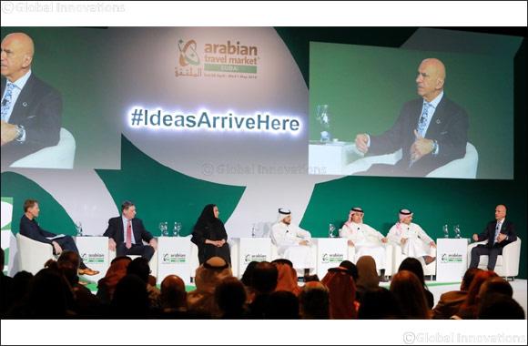 Saudi Arabia's USD 25 billion 'White Oil' market is the key to economic diversification, say tourism experts at ATM