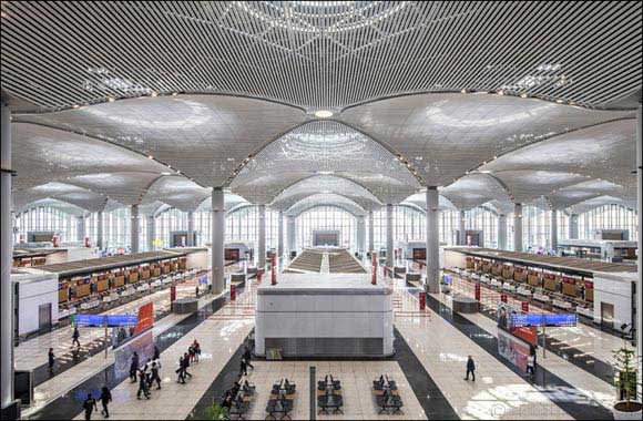 Turkish Airlines' state-of-the-art lounges at its brand new hub, Istanbul Airport, redefine luxury travel