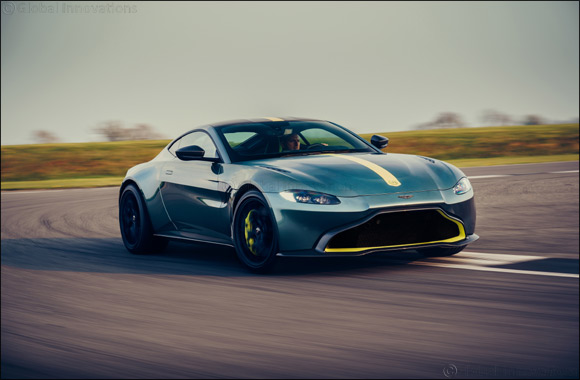 Vantage AMR: Pure, Engaging, Manual Performance