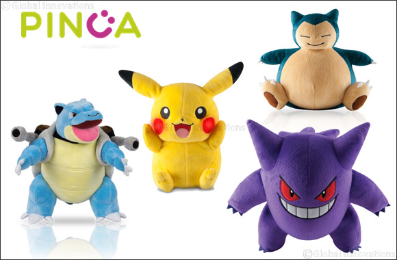 Get your Pokémon Toys in time for the new Detective Pikachu movie release!