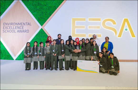 Young Environmental Activists from Over 400 UAE Schools Recognized at Bee'ah School of Environment's Annual Awards Ceremony