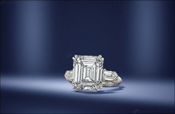 A 17.43 Carat Kashmir Sapphire Sells for £723,000 at Bonhams London Jewels Sale This Week