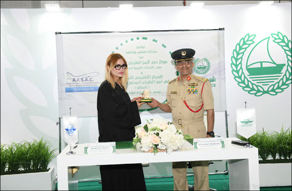 Dubai Police, AFSAC of Tunisia sign pact for training