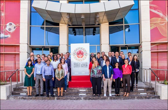 Special Olympics World Games Abu Dhabi 2019 Passes the Baton to Organizers of Next Two World Games