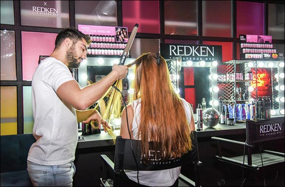 Urban Decay x Redken Party