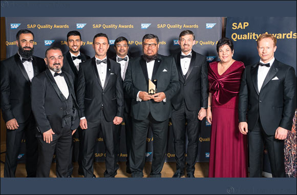 Abdul Latif Jameel Motors, together with implementation partner Britehouse, wins top SAP prize for digital transformation