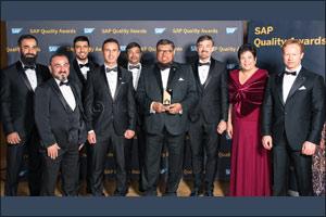 Abdul Latif Jameel Motors, together with implementation partner Britehouse, wins top SAP prize for d ...