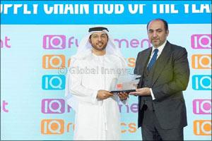 DP World, UAE Region Wins Recognition as the Region's Premiere Supply Chain Hub