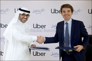 Uber and Takamol partner to empower working Saudi women and provide them with access to affordable t ...