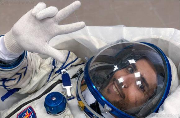 Emirati astronauts get custom Soyuz (MS-15) seats