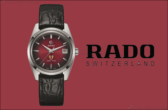 Rado Tradition Golden Horse Limited Edition'