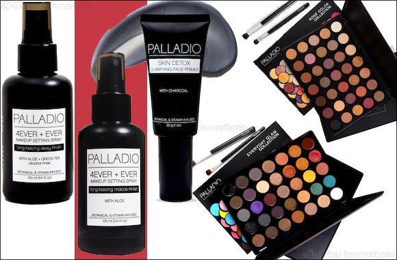 Get that Summer Look with  Palladio Beauty