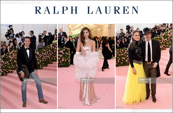 Ralph Lauren at the 2019 MET Gala
