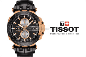 Beat The Pack With the Ultimate Racing Watch Tissot T-Race MotoGPTM Automatic 2019 Limited Edition'