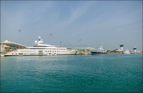 Yas Marina Becomes An Official UAE Port of Entry for Foreign Flag Vessels
