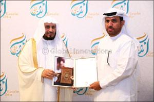 6,000 worshippers prayed with Sheikh Saad bin Said Al-Ghamdi at Grand Mosque of Rashidiya in Dubai