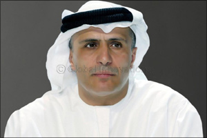 Al Tayer congratulates Mansour bin Zayed on Man City winning Premier League title