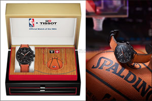 Tissot Chrono XL NBA Collector'
