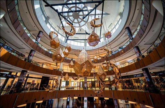 Discover the soul and spirit of Ramadan at The Dubai Mall through inspiring works of calligraphy
