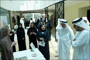 MOHAP Youth Council organizes Art Exhibition and Competition to highlight Emiratis talents