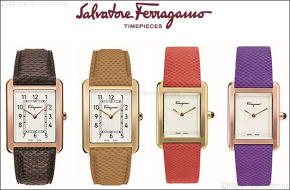 Salvatore Ferragamo Timepieces – Spring/Summer 2019 Collection'