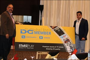 Middle East mega brands STARZPLAY and Sharaf DG enter partnership to offer free annual subscriptions ...