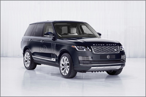 Range Rover Reaches New Heights With Astronaut Edition  Built to Celebrate Partnership With Virgin G ...