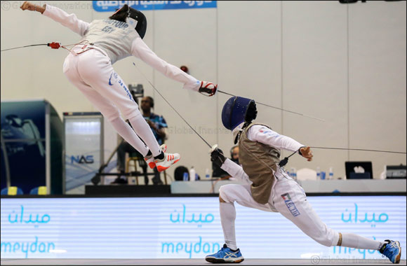 Kuwait's Al Shatti wins Epee gold, but Egyptian star Abouelkassem loses to Giacon in Foil final