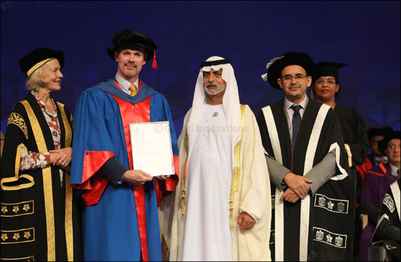 H.E. Sheikh Nahayan hails Australia's culture of tolerance as key factor behind UOWD's success