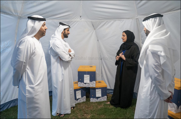 Sultan bin Ahmed Al Qasimi Launches Kan Yama Kan Book Donation Campaign's fifth Edition