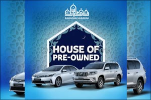 This Ramadan choose complete peace of mind with Al-Futtaim Toyota Pre-owned deals
