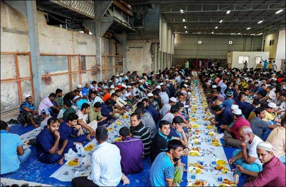 '100,000 free Iftar Meals served by Danube Group every Ramadan'