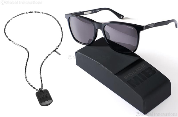 "Police Is the Official Eyewear in Sony Pictures' ""men in Black™: International"""