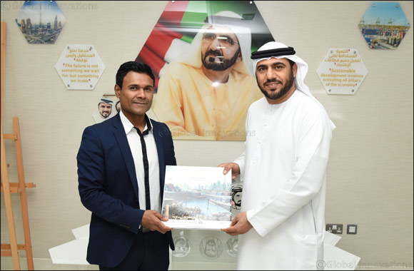 Dubai Customs receives WCO executive and showcases best communication practices