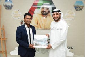 Dubai Customs receives WCO executive and showcases best communication practices