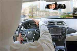 Drive Happiness Among Children Through the Kindness Test-drive by  Nissan Al-babtain