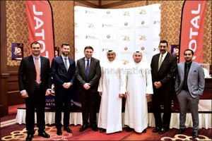 Al-Babtain and Total Marketing Middle East Celebrate 10 Years of Successful Partnership in Kuwait wi ...
