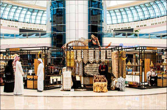 Marina Mall Abu Dhabi supports Make A Wish Foundation UAE with special Ramadan Bazaar