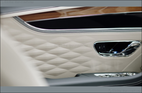 The All-new Flying Spur: the Luxury Grand Touring Sedan