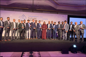 Future Network Awards 2019 Awards Schneider Electric and NPCC under the category �Networking Project ...