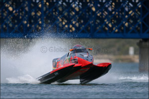 Torrente Leads From Start to Finish to  Win Grand Prix of Portugal